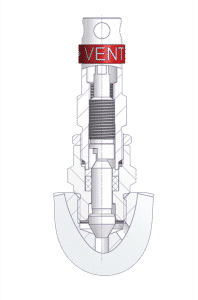 Monoflange with Anti-Tamper Valve Head Unit.
